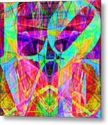 Love Fractals 20130707 Metal Print by Wingsdomain Art and Photography