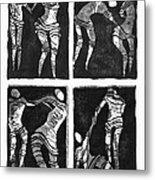 Love Is A Dance Metal Print by Gun Legler