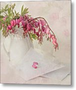Love Letters Metal Print by Robin-lee Vieira