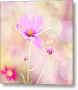 Lovechild Metal Print by Amy Tyler
