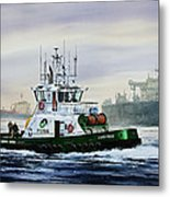 Lucy Foss Metal Print by James Williamson