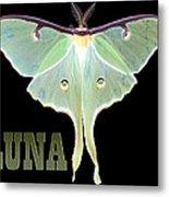 Luna 1 Metal Print by Mim White