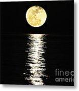 Lunar Lane 03 Metal Print by Al Powell Photography USA