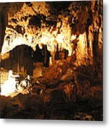 Luray Caverns - 1212162 Metal Print by DC Photographer