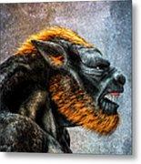 Lycan Metal Print by Bob Orsillo