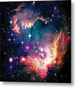 Magellanic Cloud 1 Metal Print by The  Vault - Jennifer Rondinelli Reilly
