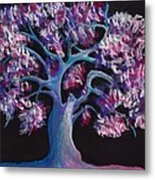 Magic Tree Metal Print by Anastasiya Malakhova
