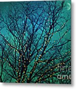 Magical Night Metal Print by Sylvia Cook