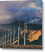 Make It Through Metal Print by Laurie Search
