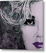 Marilyn No9 Metal Print by Paul Lovering
