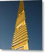 Marin County Civic Center Tower Metal Print by David Bearden