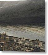 Marine Terrace In Jersey Metal Print by Victor Hugo