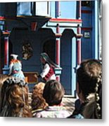 Maryland Renaissance Festival - A Fool Named O - 121221 Metal Print by DC Photographer