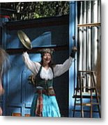 Maryland Renaissance Festival - A Fool Named O - 121223 Metal Print by DC Photographer