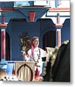 Maryland Renaissance Festival - A Fool Named O - 121224 Metal Print by DC Photographer