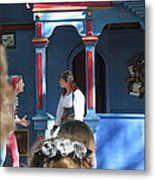 Maryland Renaissance Festival - A Fool Named O - 121225 Metal Print by DC Photographer