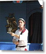 Maryland Renaissance Festival - A Fool Named O - 121227 Metal Print by DC Photographer