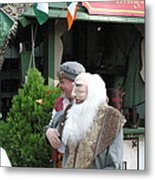 Maryland Renaissance Festival - People - 121267 Metal Print by DC Photographer