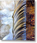 Zen Weir Metal Print by EXparte SE