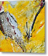 Melody Of Passion Metal Print by Ismeta Gruenwald
