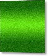 Metal Texture Green Background Metal Print by Somkiet Chanumporn