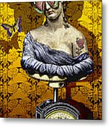 Metamorphosis Metal Print by Larry Butterworth