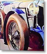 MG Metal Print by Robert Hooper