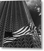 Miami Southeast Financial Center Metal Print by Rene Triay Photography