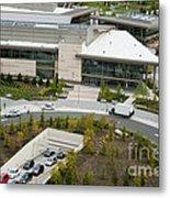 Microsoft Corporate Headquarter's West Campus Redmond Wa Metal Print by Andrew Buchanan via Latitude Image