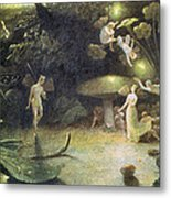 Midsummer's Night Dream Metal Print by Francis Danby