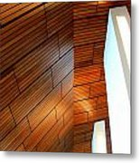 Mint Ceiling 1 Metal Print by Randall Weidner