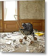 Miscarriage Metal Print by Mark Zelmer