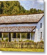Miss Becky's House Metal Print by Barry Jones