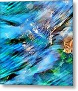 Misty Waters 2 Metal Print by Terril Heilman
