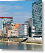 Modern Architecture Metal Print by Hans Engbers