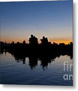 Mono Lake California Metal Print by Jason O Watson