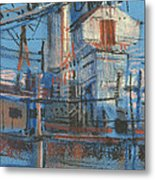 More Hopper Metal Print by Donald Maier