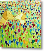 More Puppy Love  Metal Print by Nick Gustafson