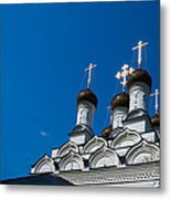 Morning In The Old City - Feature 3 Metal Print by Alexander Senin