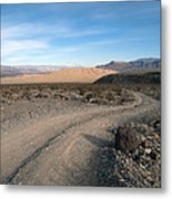 Morning On Steele Pass Metal Print by Joe Schofield