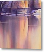 Morning Reflection Metal Print by Robert Hooper