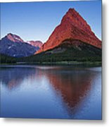 Morning Reflections Metal Print by Andrew Soundarajan