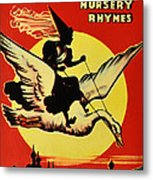 Mother Goose Metal Print by Bill Cannon