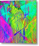 Mother Of Exiles 20130618m60 Long Metal Print by Wingsdomain Art and Photography