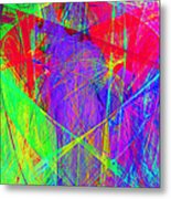 Mother Of Exiles 20130618p120 Long Metal Print by Wingsdomain Art and Photography