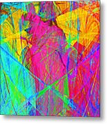 Mother Of Exiles 20130618p180 Long Metal Print by Wingsdomain Art and Photography