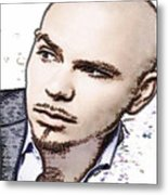 Mr 305 Metal Print by Cheryl Young