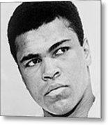 Muhammad Ali 1967 Metal Print by Mountain Dreams