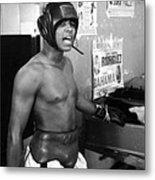 Muhammad Ali  Metal Print by Retro Images Archive