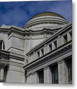 Museum Of Natural History Metal Print by Andrew Pacheco
